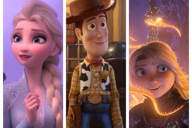 Record 32 Films Qualify For Best Animated Feature Oscar