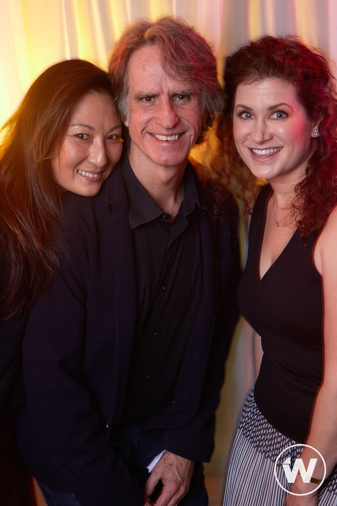Beth Kono, Jay Roach, and Michelle Graham, Power Women Summit