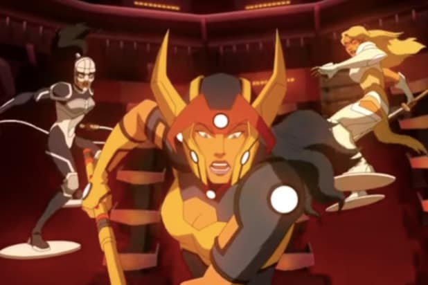 Big Barda - Young Justice: Outsiders
