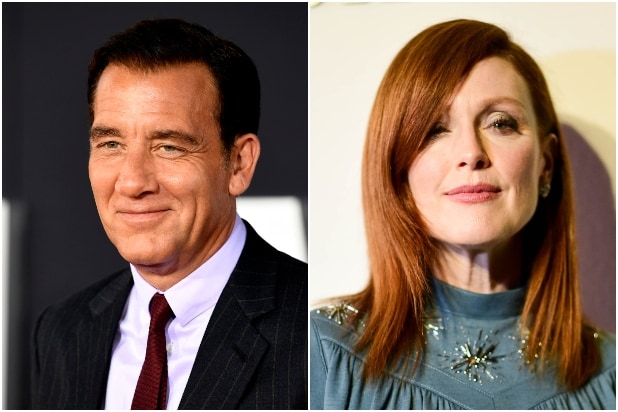 Clive Owen, Julianne Moore