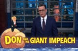 Colbert Trump Impeach Constitutional Crisis