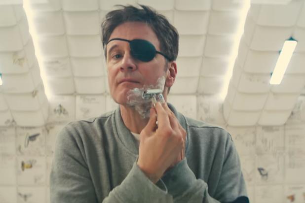 Colin Firth Kingsman de aged