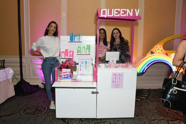 Queen V at the Power Women Summit 2019