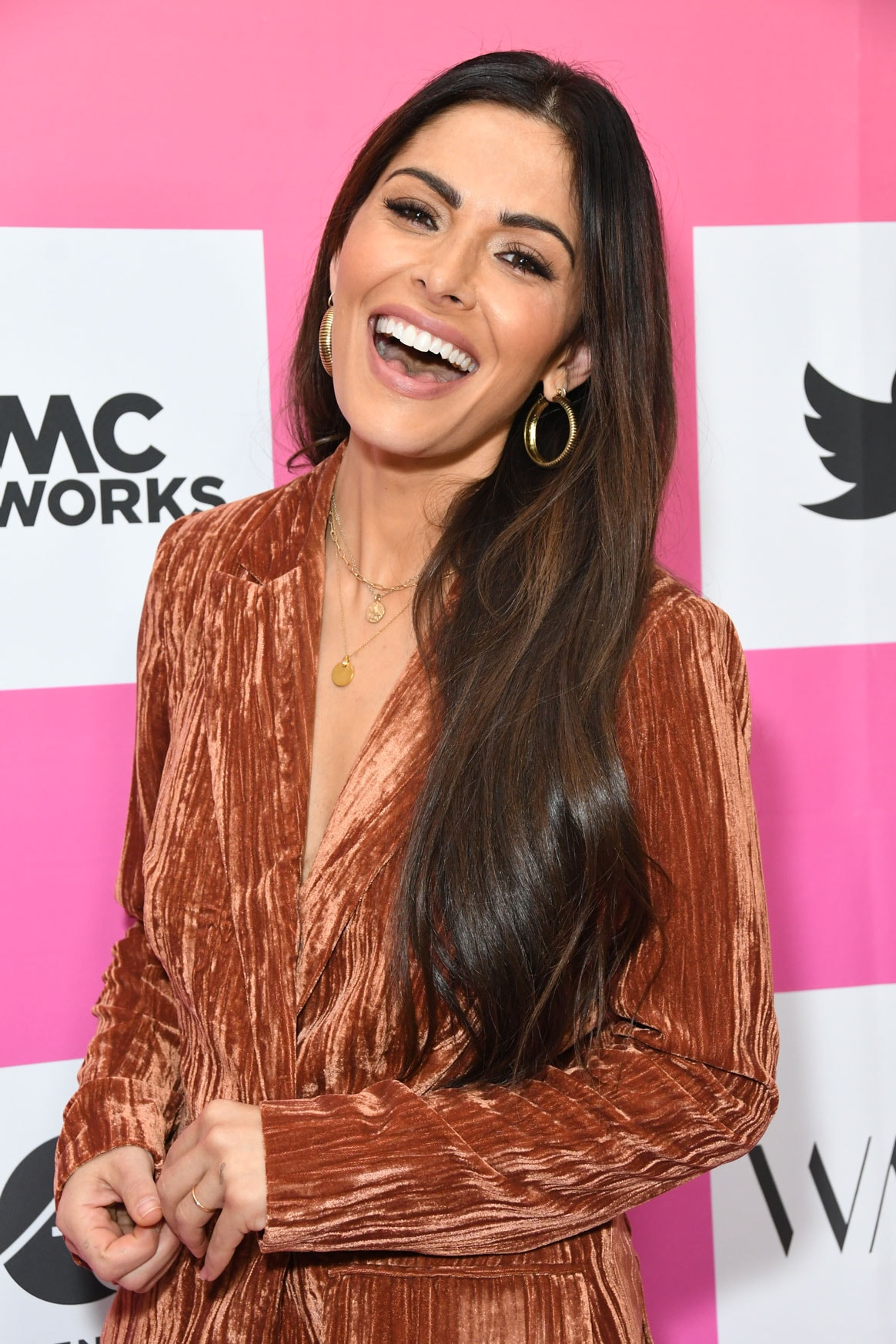 Sarah Shahi at the Power Women Summit 2019
