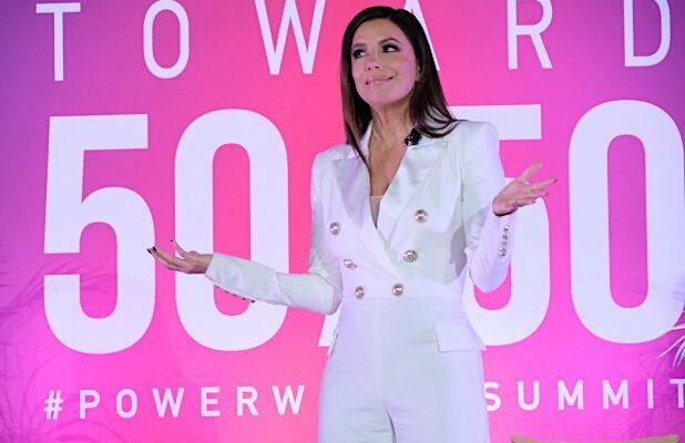 Eva Longoria Power Women Summit 2019