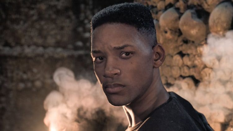 Gemini Man Will Smith Young De-Aged