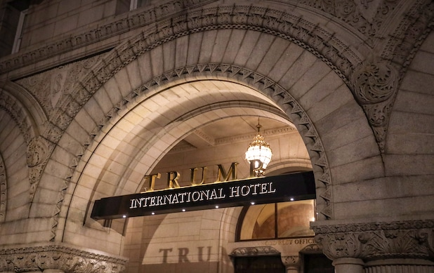 Trump International Hotel in Washington, D.C.