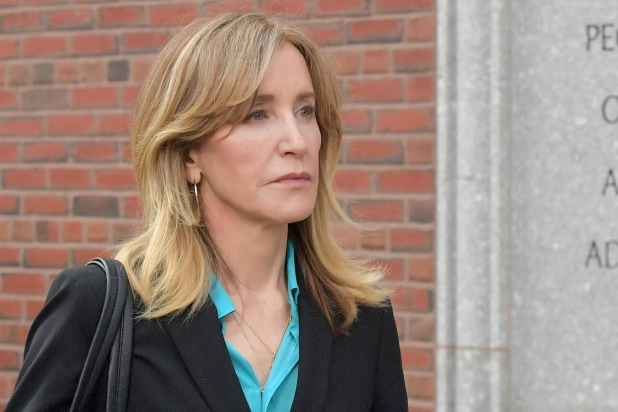 Felicity Huffman Gets Early Release From College Admissions Case Prison Sentence - Served 11 Days Instead of 14