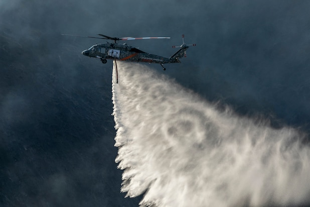 Getty Fire