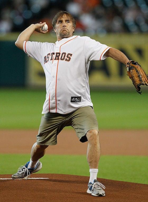 Richard Linklater Houston Astros