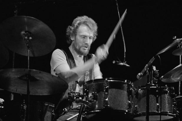 Ginger Baker Cream Drummer Obit