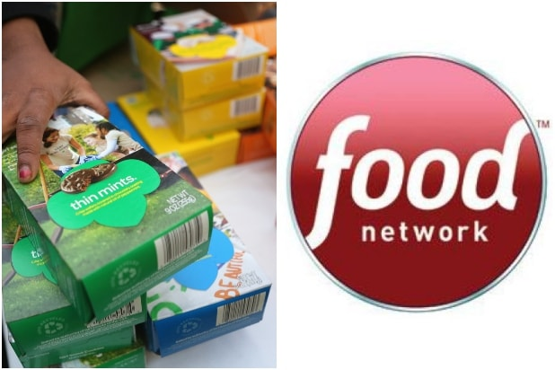 Girl Scouts Cookies Food Network