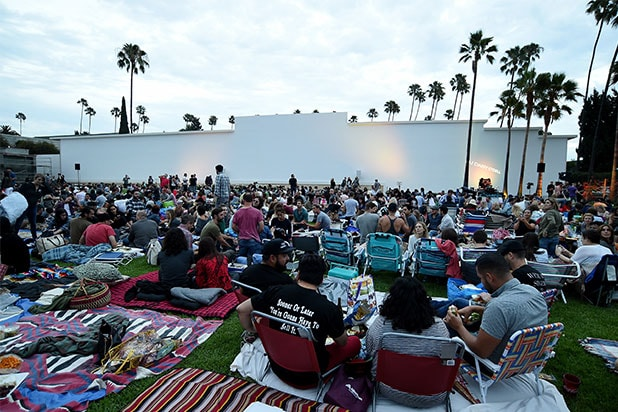 Hollywood Forever Cinespia