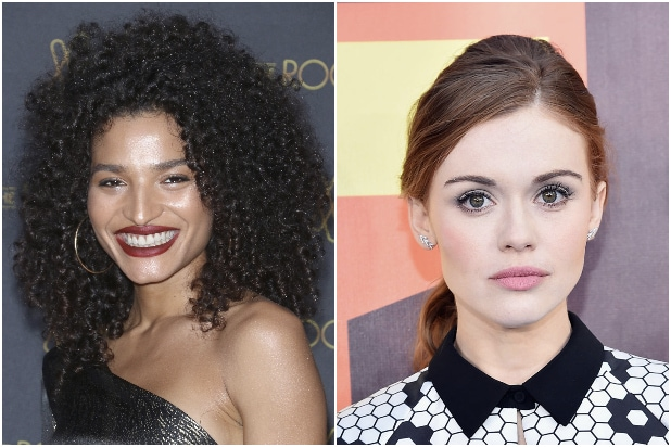 Indya Moore Holland Roden