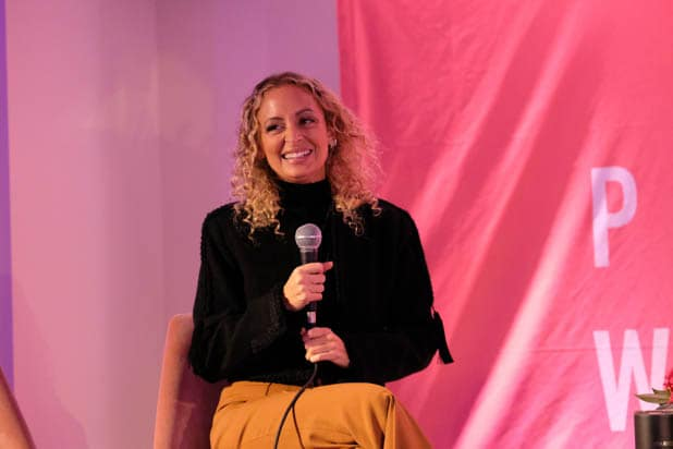Nicole Richie at the Power Women Summit 2019