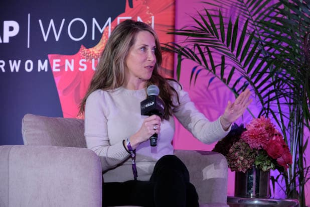 Jessica Yellin at the Power Women Summit 2019