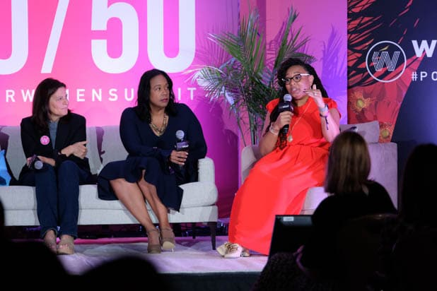 Dalana Brand at the Power Women Summit 2019