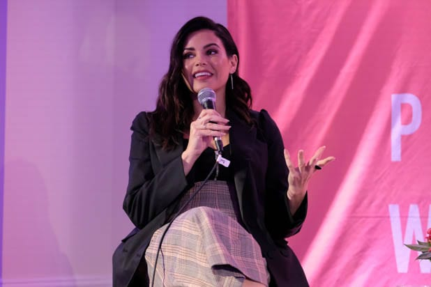 Jenna Dewan at the Power Women Summit 2019