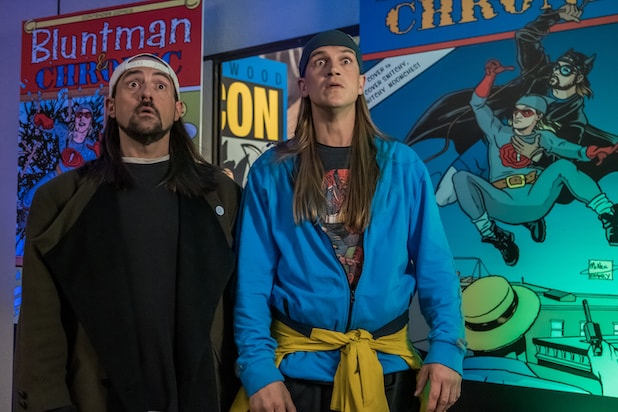 Jay and Silent Bob Reboot Kevin Smith Jason Mewes Chasing Amy