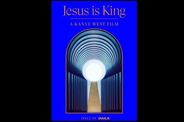 Jesus Is King Kanye West