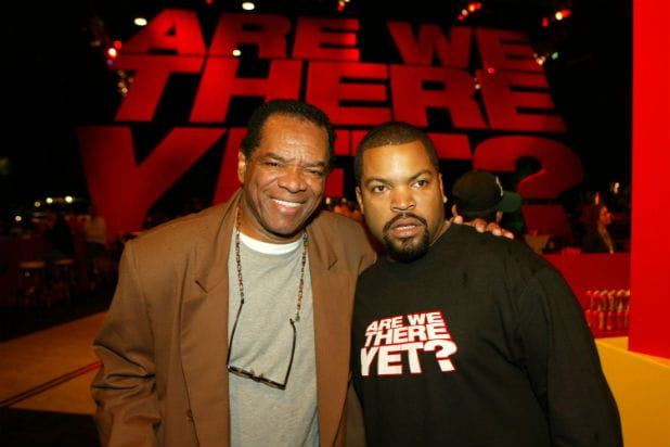John Witherspoon Remembered By Ice Cube Arsenio Hall And More Life Won T Be As Funny Without Him