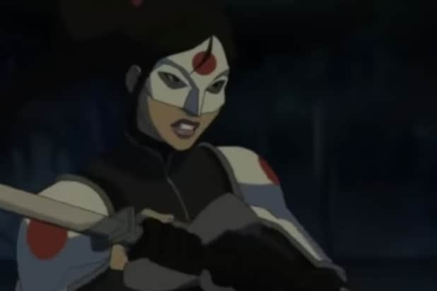Katana - Young Justice: Outsiders