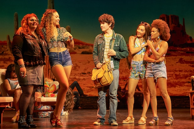 Katie Ladner Solea Pfeiffer Casey Likes Julia Cassandra and Storm Lever in Almost Famous