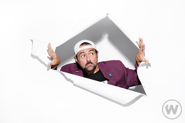 Kevin Smith, Jay and Silent Bob Reboot
