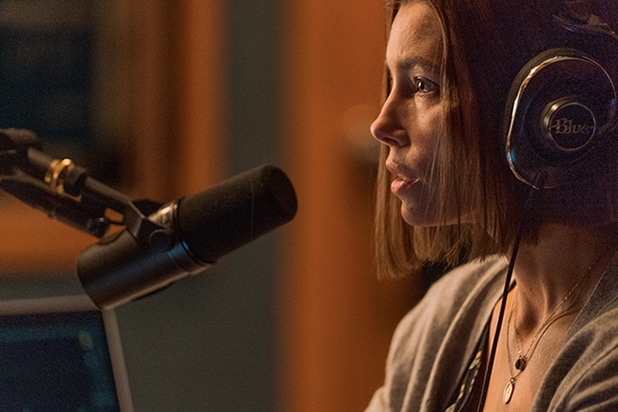Limetown Star Jessica Biel On Giving A Face To The Voice