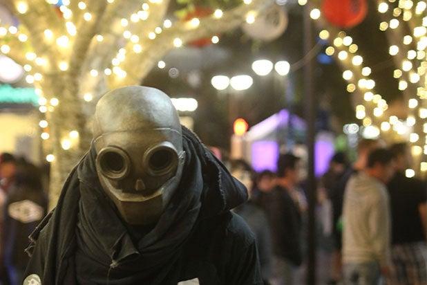 Little Tokyo Halloween