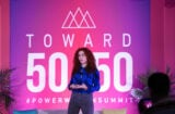 Alma Har'el at the Power Women Summit 2019