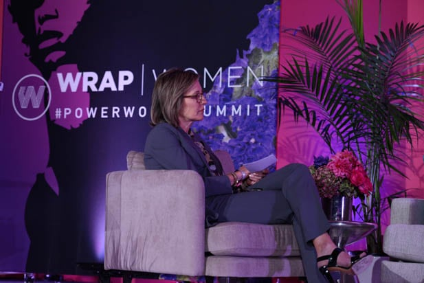 Dee Dee Myers at the Power Women Summit 2019