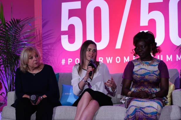 IWMF winners at the Power Women Summit 2019