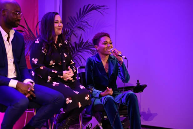 Lolo Spencer at the Power Women Summit 2019