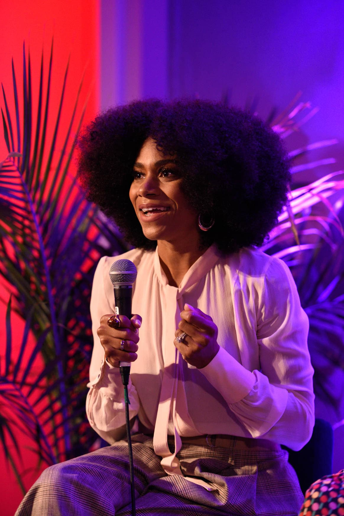 Kelly McCreary at the power women summit 2019