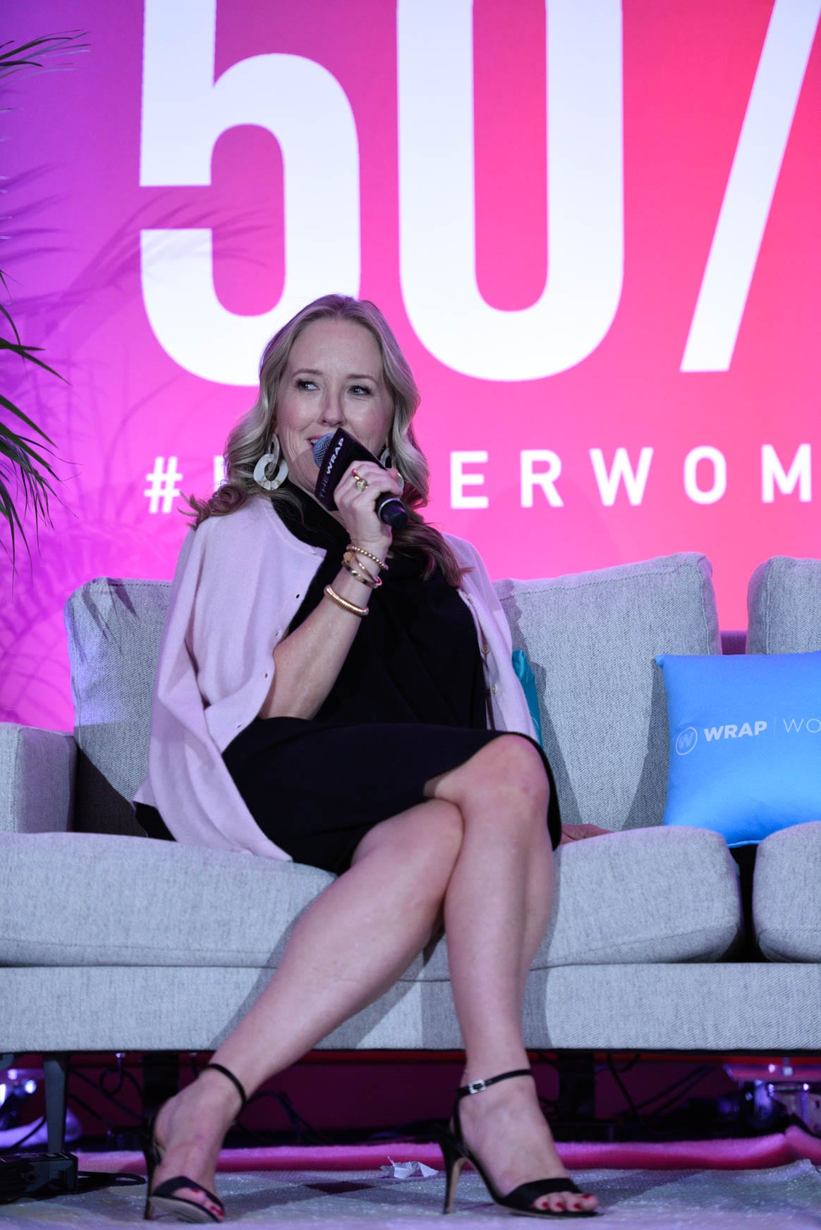 Jennifer Salke at the power women summit 2019