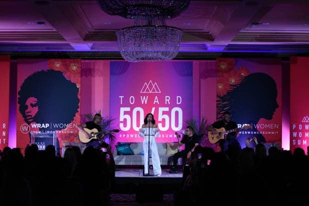 Becky G at the power women summit 2019