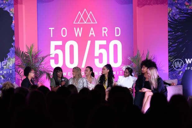 """Surviving R. Kelly"" subjects at the power women summit 2019"