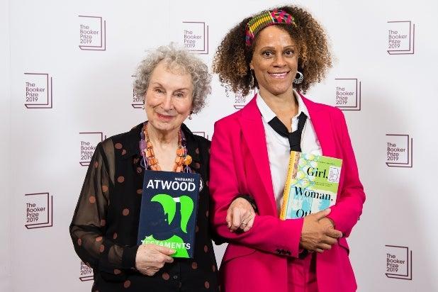 Margaret Atwood, Bernardine Evaristo