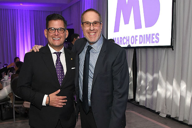 Mark Owens Mike Duffy March of Dimes