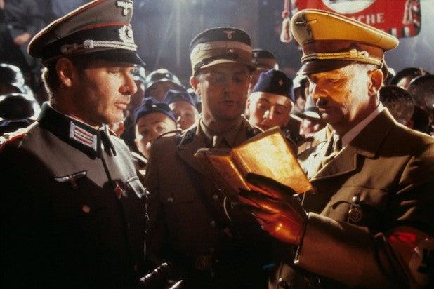 Michael Sheard Indiana Jones Hitler