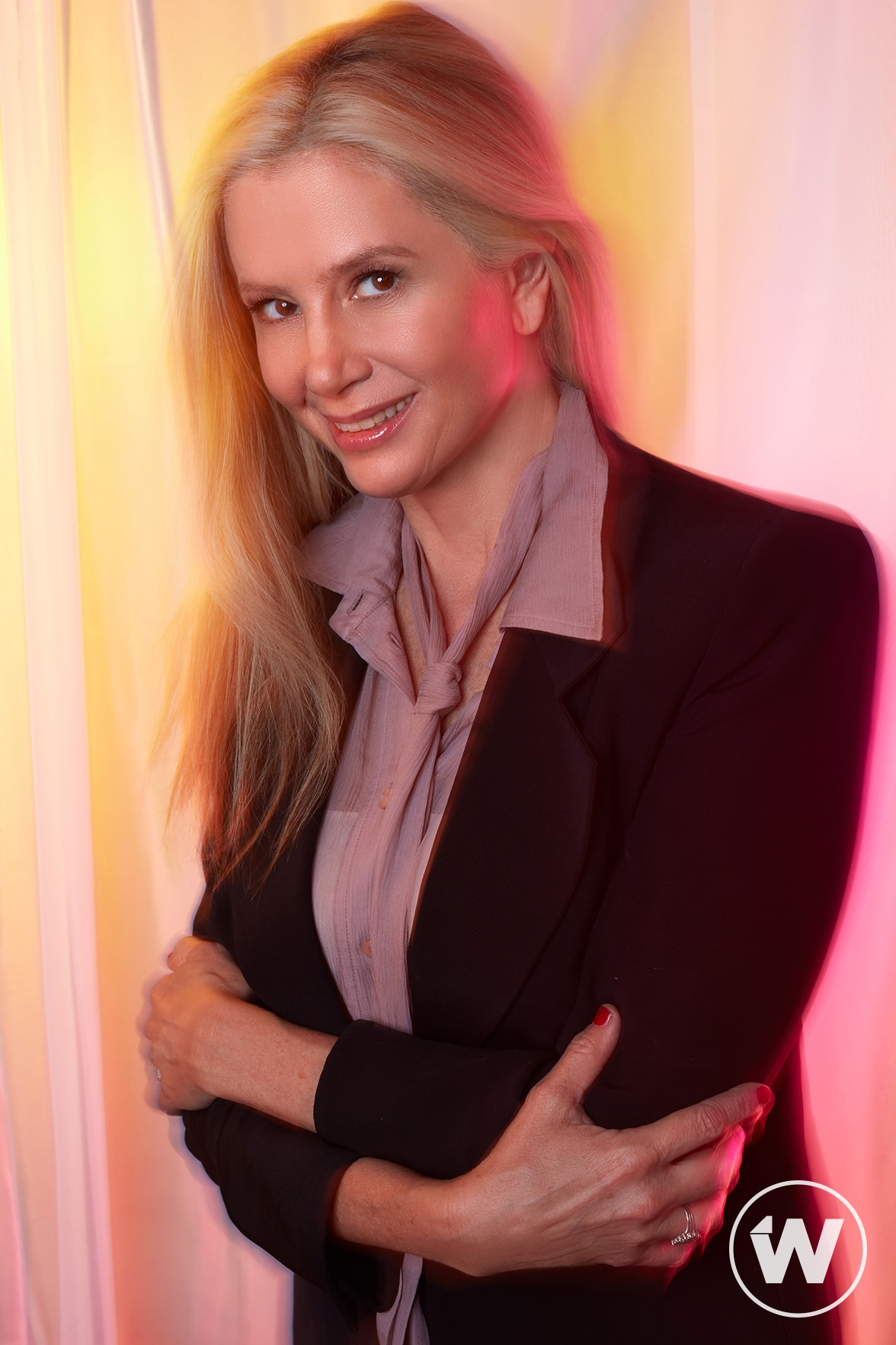 Mira Sorvino, Power Women Summit