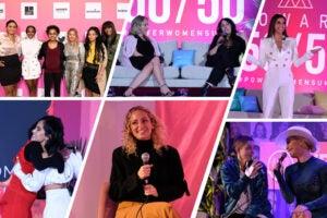 The Scene at WrapWomen's Power Women Summit 2019: Eva Longoria, Chrissy Metz, Rachel Zoe and More (Photos)