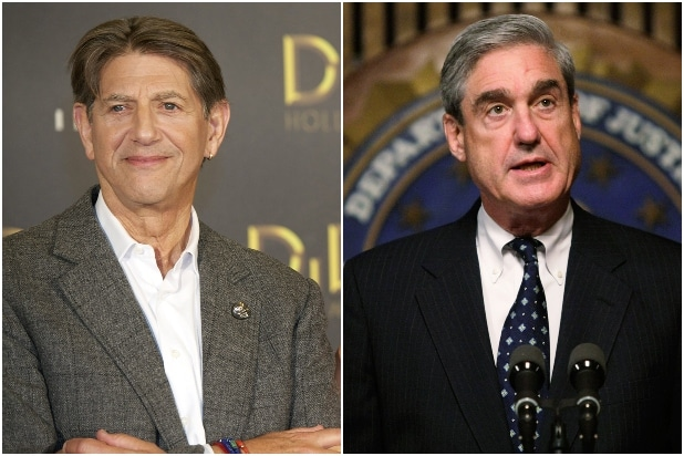 Peter Coyote, Robert Mueller