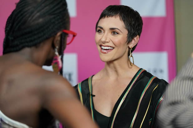 Alyson Stoner at the Power Women Summit 2019