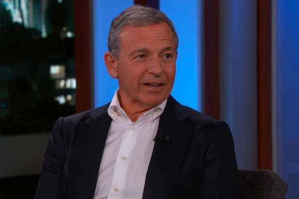 Bob Iger Tom Holland Spider-Man Jimmy Kimmel