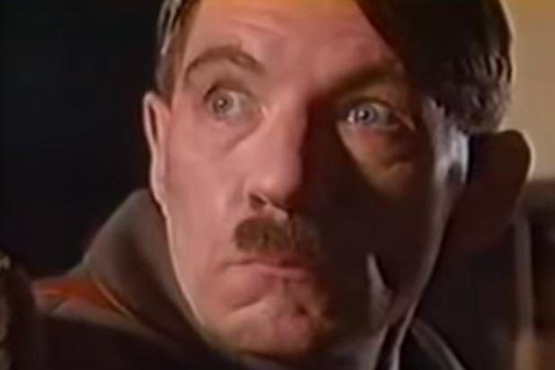Ian McKellen Hitler