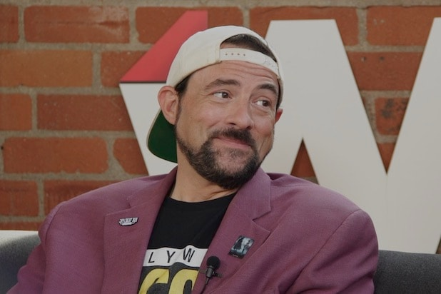 Clerks 3 Story Will Be Inspired by Kevin Smiths Own Heart Attack (Exclusive Video)