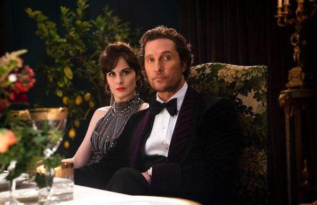 Matthew McConaughey The Gentlemen