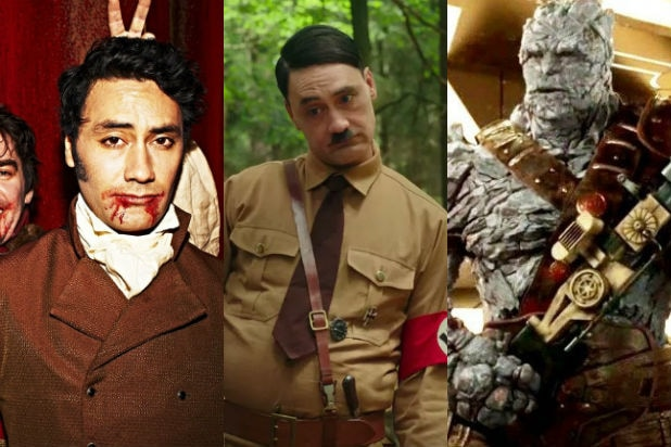 Taika Waititi films ranked Shadows Ragnarok JoJo Rabbit